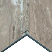 Venetian Marble L-Trim and matching panel