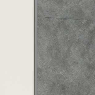 Matte Dark Gray Glam