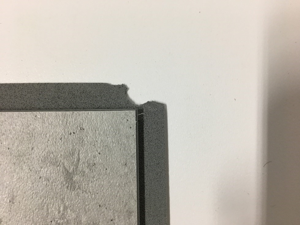 More examples of typical milled panel tongues