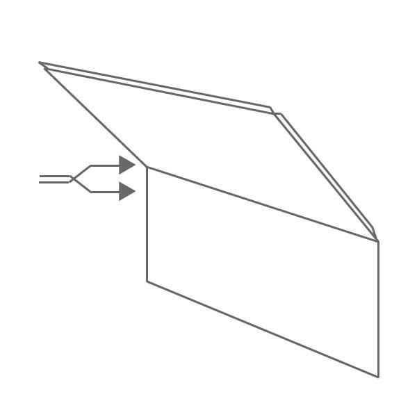 interlocking edges